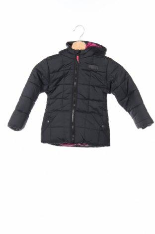 Детско яке Puffa, Размер 4-5y/ 110-116 см, Цвят Черен, Полиамид, Цена 41,60лв.