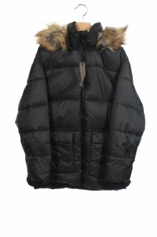 Детско яке Zara Kids, Размер 9-10y/ 140-146 см, Цвят Зелен, Полиамид, Цена 75,84лв.