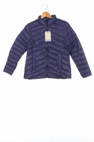 Детско яке Zara Kids, Размер 12-13y/ 158-164 см, Цвят Син, Полиестер, Цена 51,35лв.