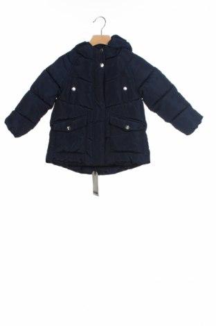 Детско яке Zara Kids, Размер 5-6y/ 116-122 см, Цвят Син, Полиестер, Цена 51,35лв.