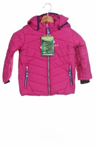 Детско яке за зимни спортове Kamik, Размер 2-3y/ 98-104 см, Цвят Розов, Полиестер, Цена 54,56лв.