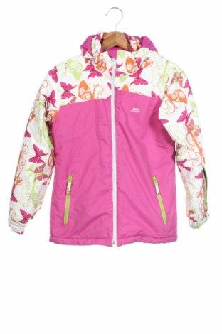 Детско яке за зимни спортове Trespass, Размер 8-9y/ 134-140 см, Цвят Розов, 100% полиестер, Цена 78,32лв.