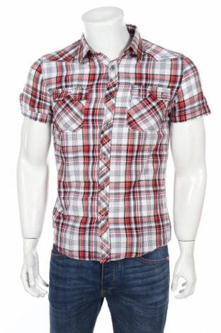 Мъжка риза Adrexx, Размер S, Цвят Многоцветен, Памук, Цена 4,46лв.