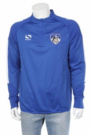 Мъжка спортна блуза Sondico, Размер L, Цвят Син, Полиестер, Цена 11,50лв.