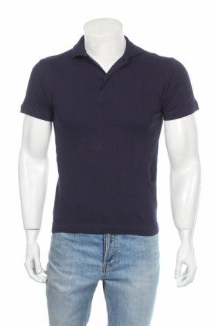 Tricou de bărbați Donnay, Mărime XS, Culoare Albastru, Bumbac, Preț 31,68 Lei