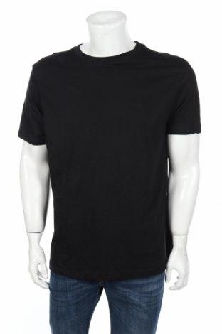 Ανδρικό t-shirt Donnay, Μέγεθος XXL, Χρώμα Μαύρο, Βαμβάκι, Τιμή 7,94€