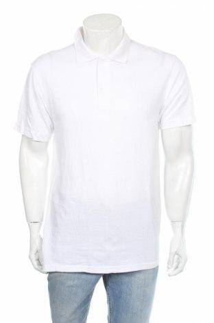 Pánske tričko  Donnay, Veľkosť XXL, Farba Biela, Bavlna, Cena  7,65€