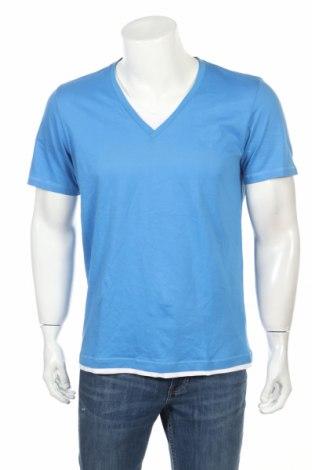 Мъжка тениска Mc Neal, Размер XL, Цвят Син, Памук, Цена 12,71лв.