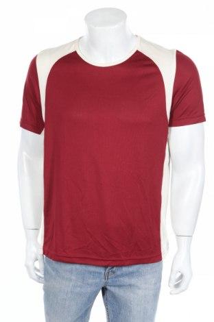 Ανδρικό t-shirt Stoiber, Μέγεθος L, Χρώμα Κόκκινο, Πολυεστέρας, Τιμή 2,76€
