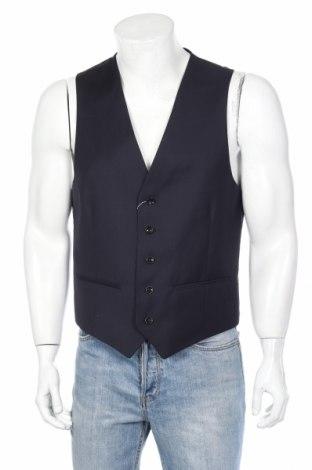 Pánská vesta  Howick, Rozměr M, Barva Modrá, 51% viskóza, 49% polyester, Cena  198,00Kč