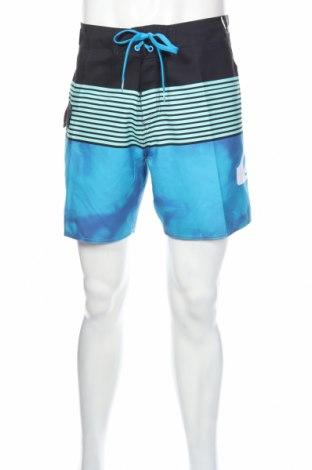 Pánske kraťasy  Quiksilver, Veľkosť L, Farba Viacfarebná, 100% polyester, Cena  18,25€