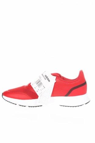 Încălțăminte bărbătească Adidas, Mărime 43, Culoare Roșu, Textil, Preț 432,24 Lei