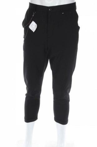 Ανδρικό παντελόνι Zara, Μέγεθος S, Χρώμα Μαύρο, 69% πολυεστέρας, 27% βισκόζη, 4% ελαστάνη, Τιμή 9,12€