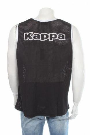 Мъжки потник Kappa, Размер XL, Цвят Черен, Полиестер, Цена 10,15лв.
