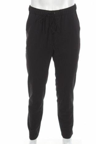 Мъжки спортен панталон Jack Wills, Размер M, Цвят Черен, 100% памук, Цена 44,40лв.