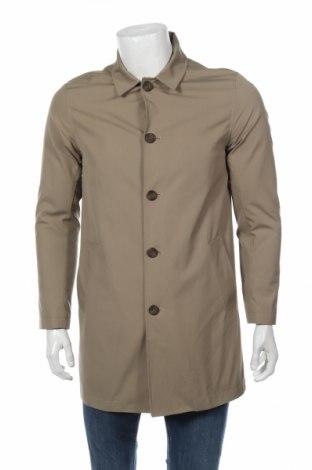 Pánsky kabát  Stitches, Veľkosť M, Farba Zelená, 65% polyester, 35% bavlna, Cena  42,04€