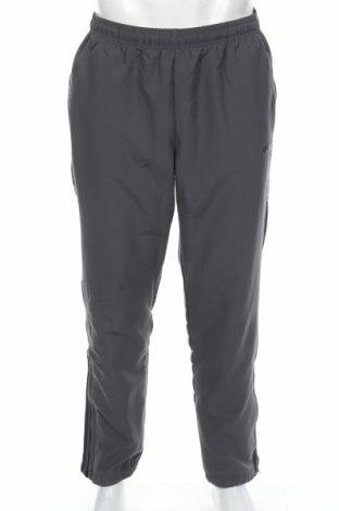 Ανδρικό αθλητικό παντελόνι Adidas, Μέγεθος L, Χρώμα Γκρί, Πολυεστέρας, Τιμή 19,56€