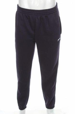 Ανδρικό αθλητικό παντελόνι Slazenger, Μέγεθος L, Χρώμα Μπλέ, 65% πολυεστέρας, 35% βαμβάκι, Τιμή 16,08€