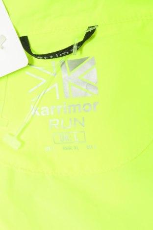 Мъжко спортно яке Karrimor, Размер L, Цвят Зелен, Полиестер, Цена 58,50лв.