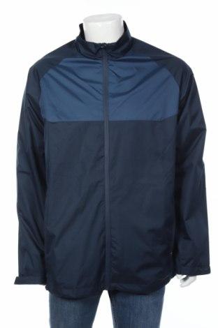 Мъжко спортно яке Slazenger, Размер XL, Цвят Син, Полиестер, Цена 24,60лв.