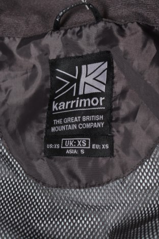 Мъжко спортно яке Karrimor, Размер XS, Цвят Черен, Полиамид, полиестер, Цена 36,60лв.
