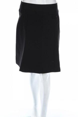 Φούστα Charles Vogele, Μέγεθος M, Χρώμα Μαύρο, 70% βισκόζη, 27% πολυαμίδη, 3% ελαστάνη, Τιμή 12,25€