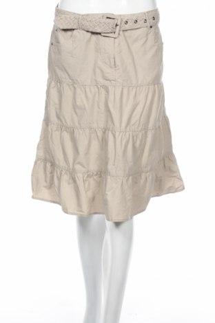 Пола Chicoree, Размер M, Цвят Бежов, 100% памук, Цена 4,46лв.