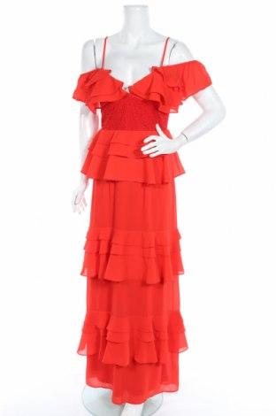 Φόρεμα Forever Unique, Μέγεθος M, Χρώμα Κόκκινο, Πολυεστέρας, Τιμή 30,20€