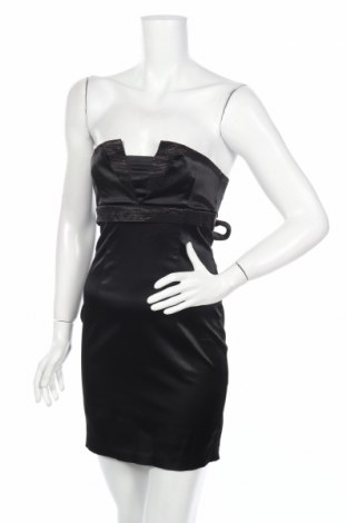 Рокля Jennifer Taylor, Размер S, Цвят Черен, 65% полиестер, 32% памук, 3% еластан, Цена 8,40лв.