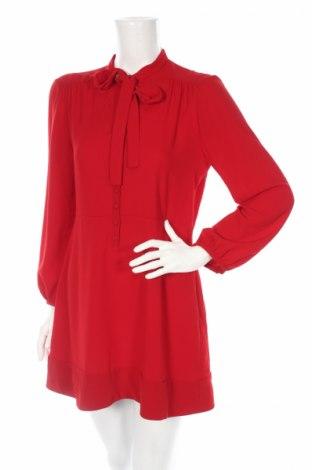 Φόρεμα Zara, Μέγεθος XS, Χρώμα Κόκκινο, Πολυεστέρας, Τιμή 14,25€