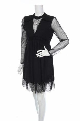 Φόρεμα Zara, Μέγεθος L, Χρώμα Μαύρο, Πολυεστέρας, Τιμή 12,45€