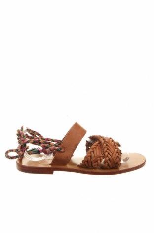 Сандали Antik Batik, Размер 36, Цвят Кафяв, Естествена кожа, Цена 70,20лв.