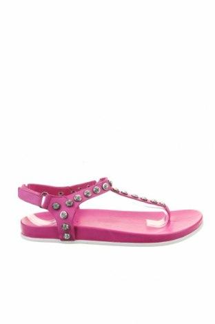 Sandale Inuovo, Mărime 38, Culoare Roz, Piele naturală, Preț 195,40 Lei