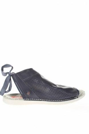 Sandale Softinos, Mărime 40, Culoare Gri, Piele naturală, Preț 213,82 Lei