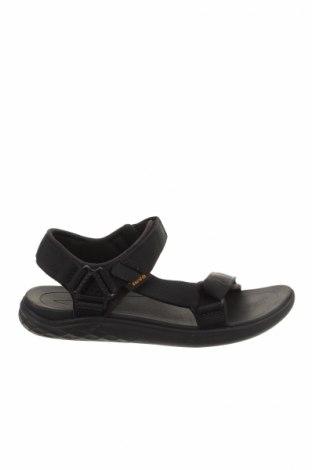 Sandale Teva, Mărime 39, Culoare Negru, Textil, Preț 110,18 Lei