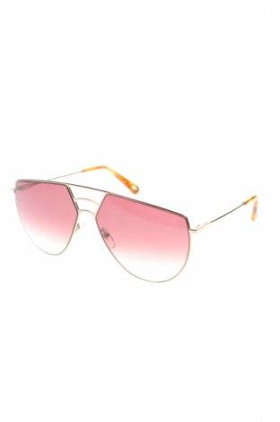 Ochelari de soare Chloé, Culoare Auriu, Preț 372,29 Lei