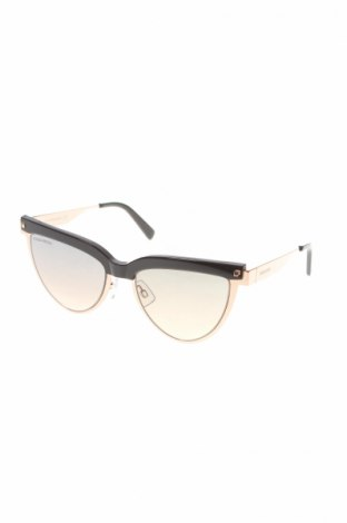 Ochelari de soare Dsquared2, Culoare Auriu, Preț 562,03 Lei