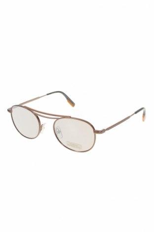 Γυαλιά ηλίου Ermenegildo Zegna, Χρώμα Καφέ, Τιμή 69,90€