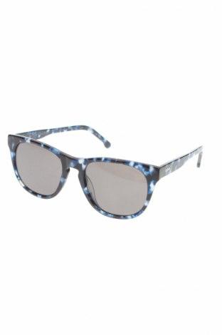 Ochelari de soare Komono, Culoare Albastru, Preț 109,61 Lei