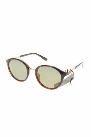 Слънчеви очила Timberland, Цвят Кафяв, Цена 76,05лв.
