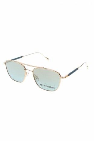 Ochelari de soare Tod's, Culoare Auriu, Preț 293,81 Lei