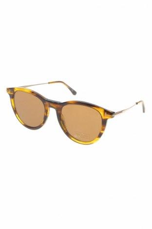 Ochelari de soare Tom Ford, Culoare Maro, Preț 436,97 Lei