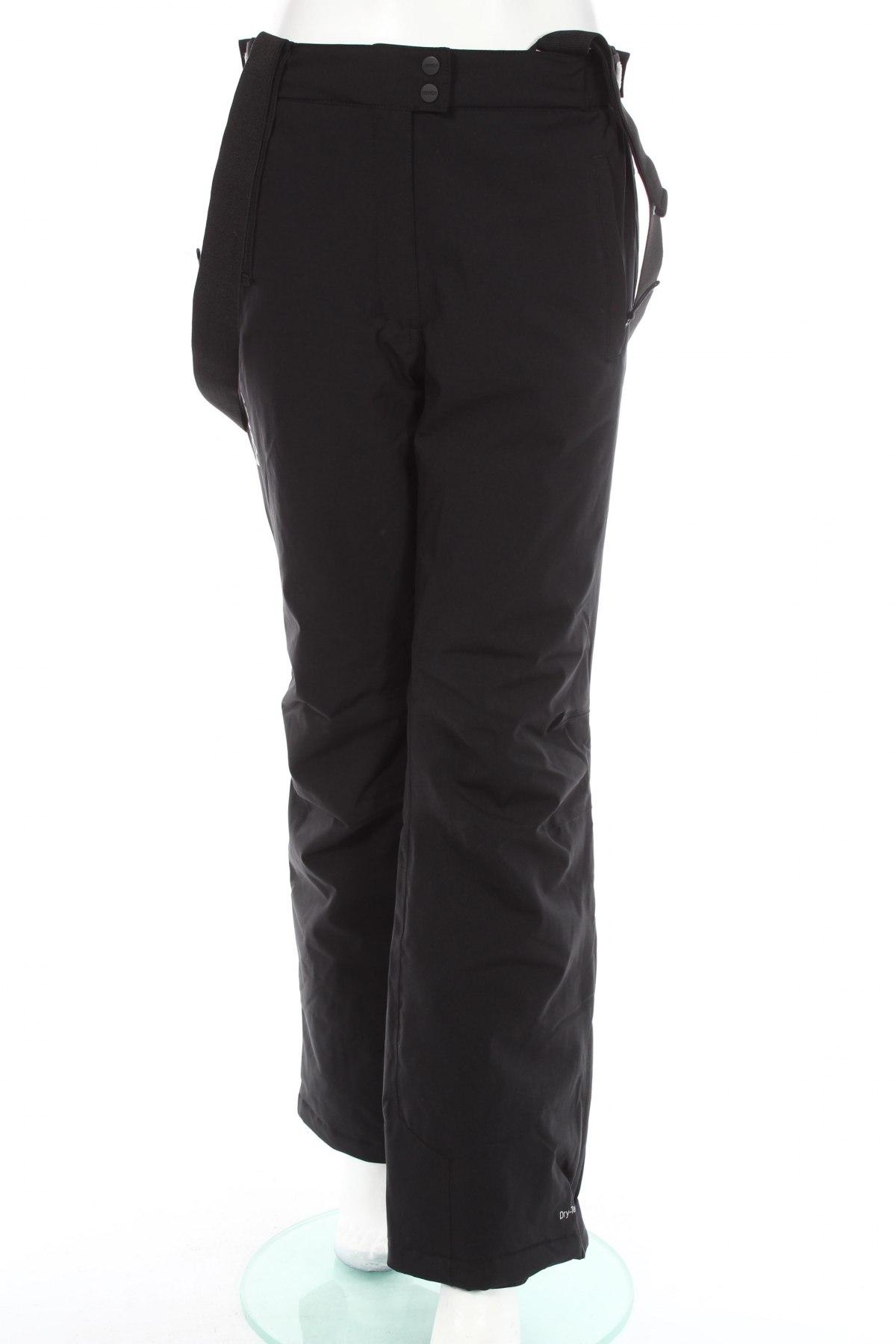 Дамски панталон за зимни спортове Nevica, Размер XL, Цвят Черен, Полиестер, Цена 74,40лв.