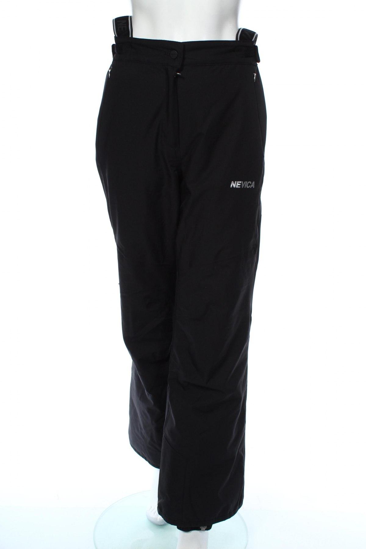 Дамски панталон за зимни спортове Nevica, Размер XXL, Цвят Черен, Полиестер, Цена 139,50лв.