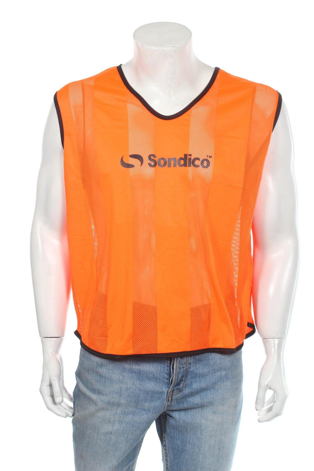 Мъжки потник Sondico, Размер L, Цвят Оранжев, Полиестер, Цена 3,80лв.