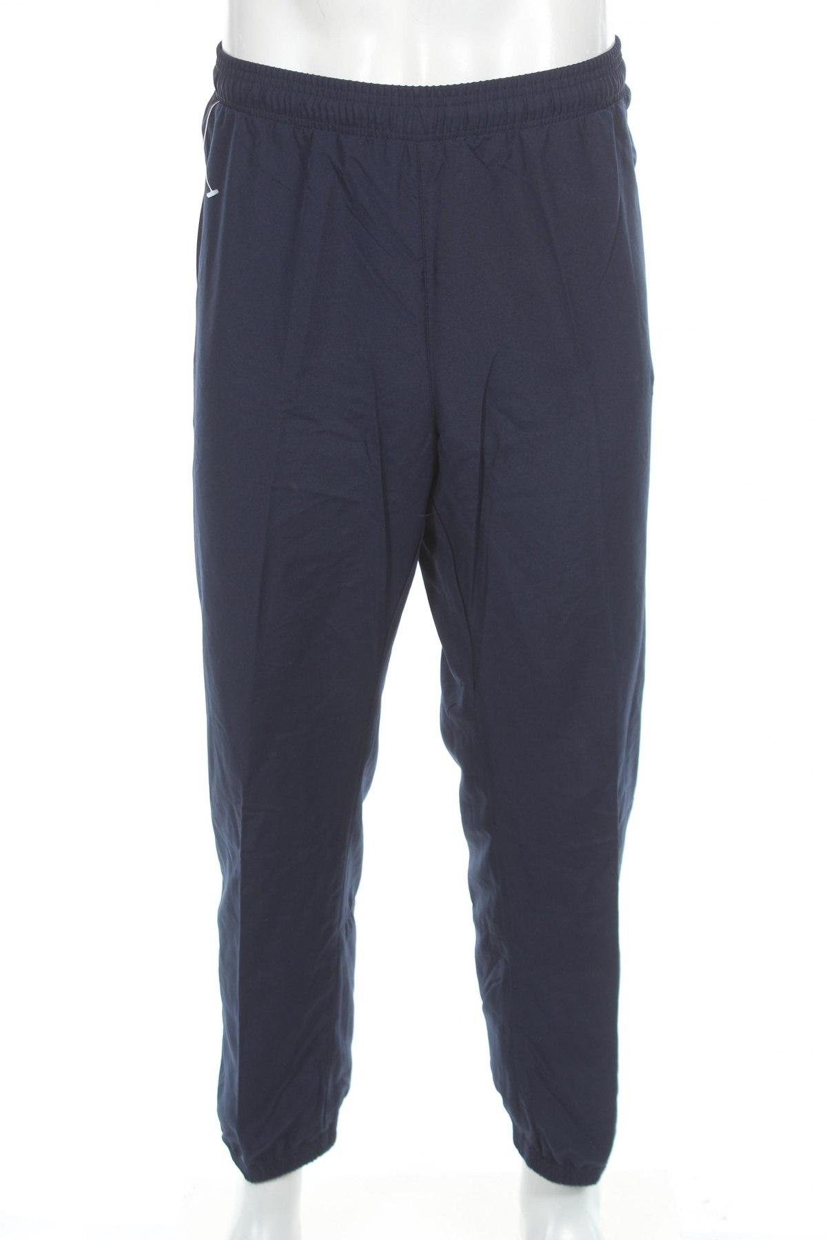 Мъжко спортно долнище Slazenger, Размер XL, Цвят Син, Полиестер, Цена 36,75лв.
