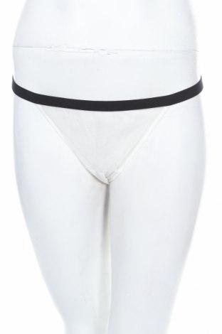 Бикини La Perla, Размер L, Цвят Бял, 90% полиамид, 10% еластан, Цена 66,75лв.