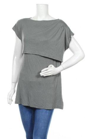 Μπλούζα εγκυμοσύνης Noppies, Μέγεθος XL, Χρώμα Γκρί, Βισκόζη, Τιμή 6,62€