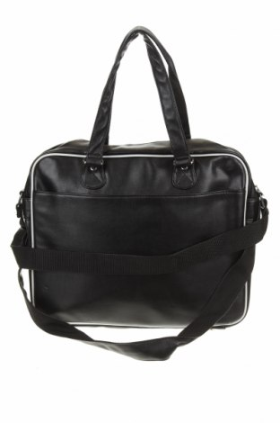 Чанта Cropp, Цвят Черен, Еко кожа, текстил, Цена 24,80лв.