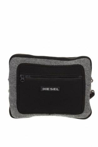 Τσάντα Diesel, Χρώμα Μαύρο, Κλωστοϋφαντουργικά προϊόντα, Τιμή 28,76€
